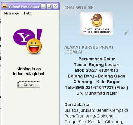 chatting ym online Instant messaging is easy in yahoo chat since it's an integral part of yahoo email if your contacts indicate they're busy, that means they're online but don't have time to chat at the moment this action signs you in to yahoo's messenger.