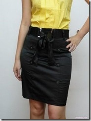 high waisted skirt 2