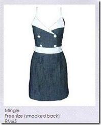 Mingle Light Denim