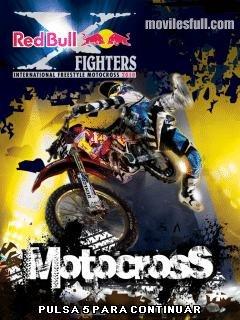 RedBull Moto Cross 2D