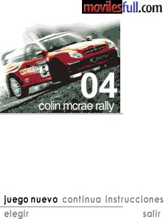 Colinv McRae Rally 2004