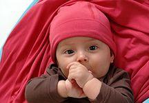 tatlı bebek resmi