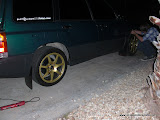 98 Forester with 2005 WRX Suspension