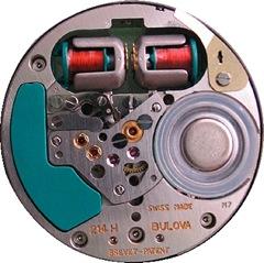 Bulova Accutron cal. 214
