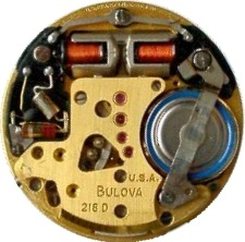 Bulova Accutron cal. 218