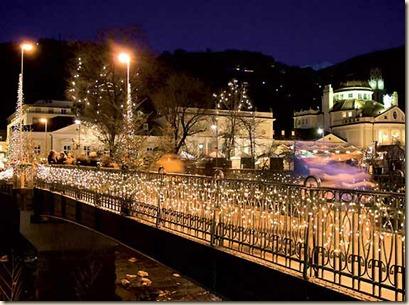 Mercatino di Natale di Merano - Passeggiata Lungo Passirio