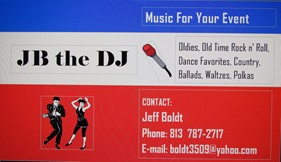 DJ Card Picture