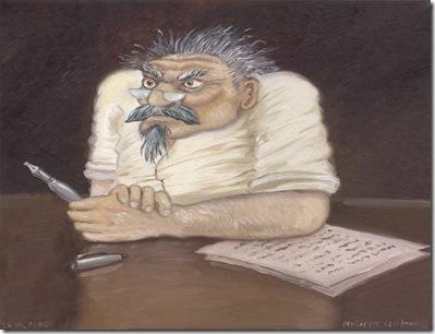 Professeur Bouc