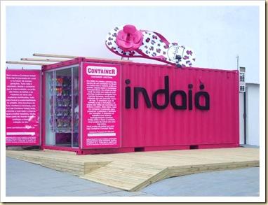 Loja Container Indaiá Torres
