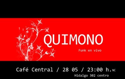 quimono funk