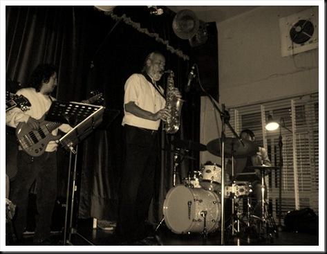 cafe central Jazz