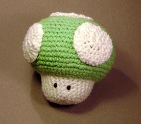Mario Brother's Mushroom