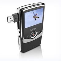 Kodak Zi6 camcorder
