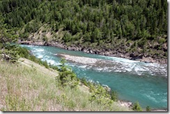 Middle Flathead River along US 2 02