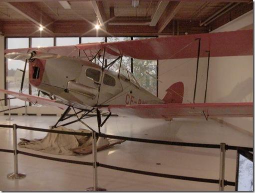 Single Engine Passenger Plane