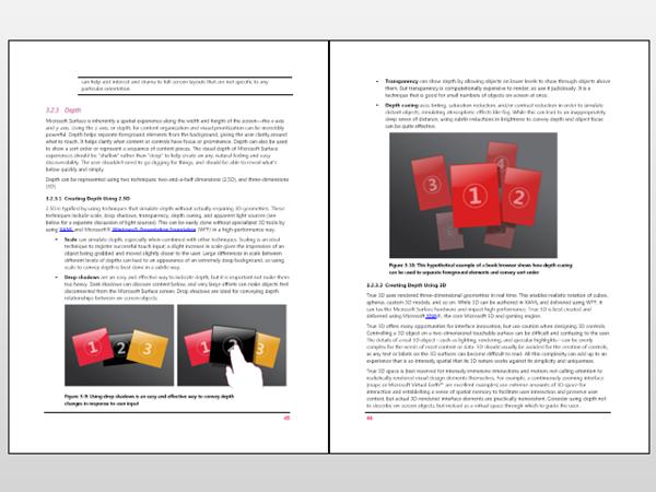 Modern Reader For Windows 8: Side-By-Side