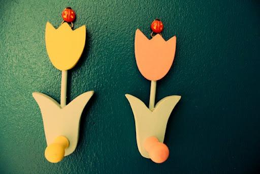 tulpenkleerhangers
