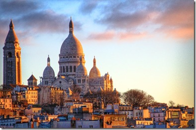 Sacre Coeur Morning