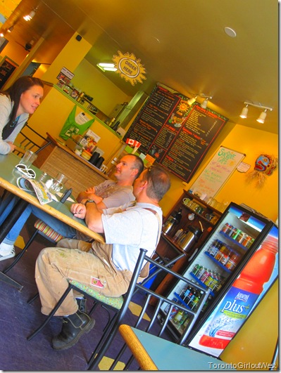 Sunshine Cafe Rossland