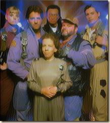 Space Rangers