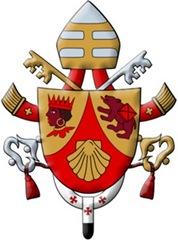 Escudo Papal Grande