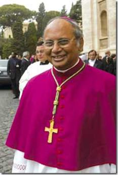 ARzobispo Ranjith
