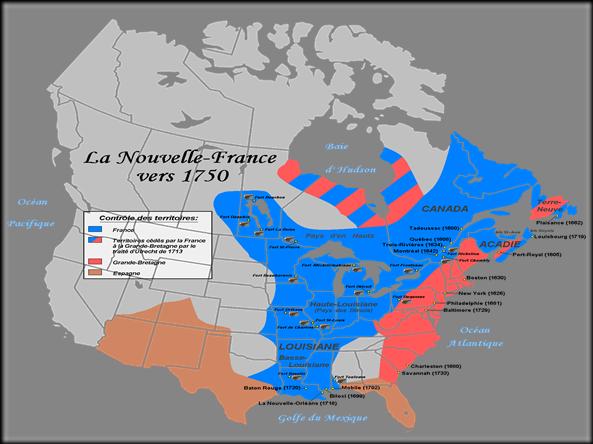 Nouvelle-France1750