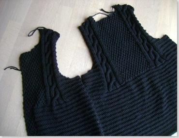 Sort trøje 015
