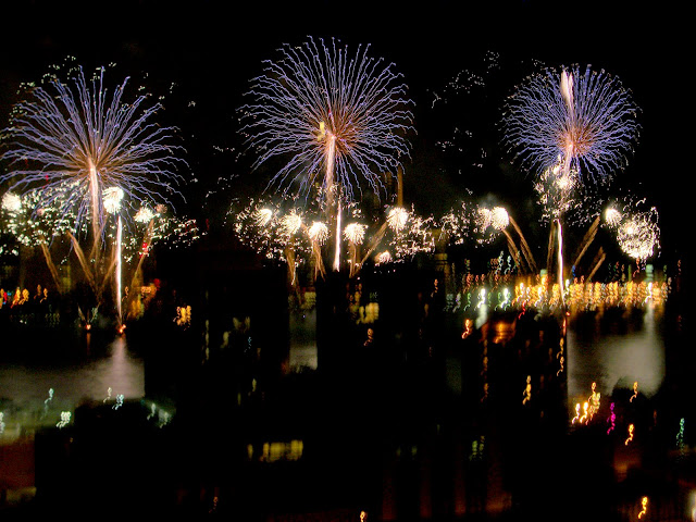 Freedom Festival fireworks