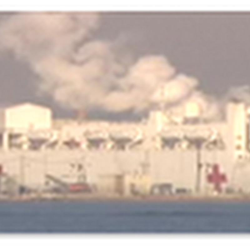 "US Navy Hospital Ship ""Comfort"" Staffing and Moving Out to Haiti For Additional Medical Care"