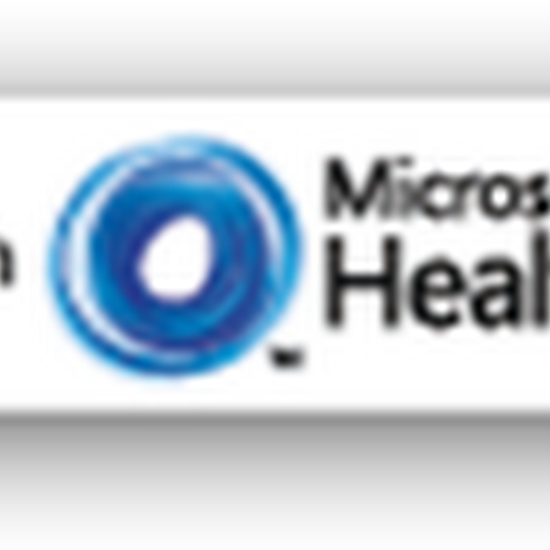 "Microsoft Delivers Encrypted E-mail Using Government ""Direct Project"" Security Protocols With HealthVault Personal Health Records"