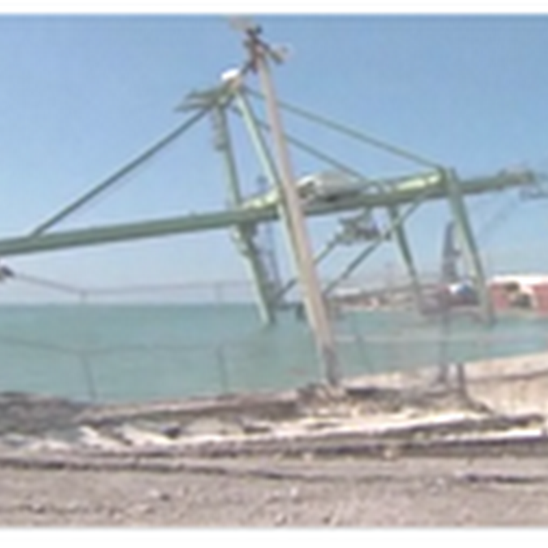 Ocean Port in Haiti Needs to be Rebuilt and Fast- Medical Supplies and Food Depend On It