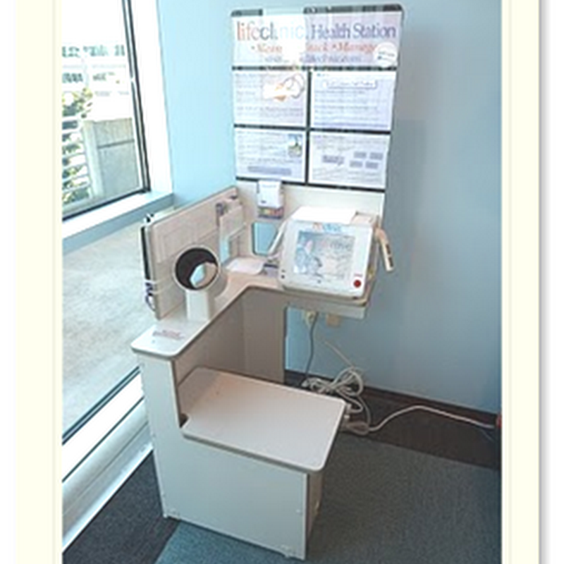 Take your Vital Signs at Microsoft – The Health/Lifestyle Room At Redmond