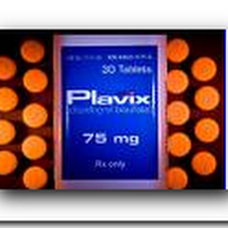 FDA To look at benefits of Plavix in certain patients