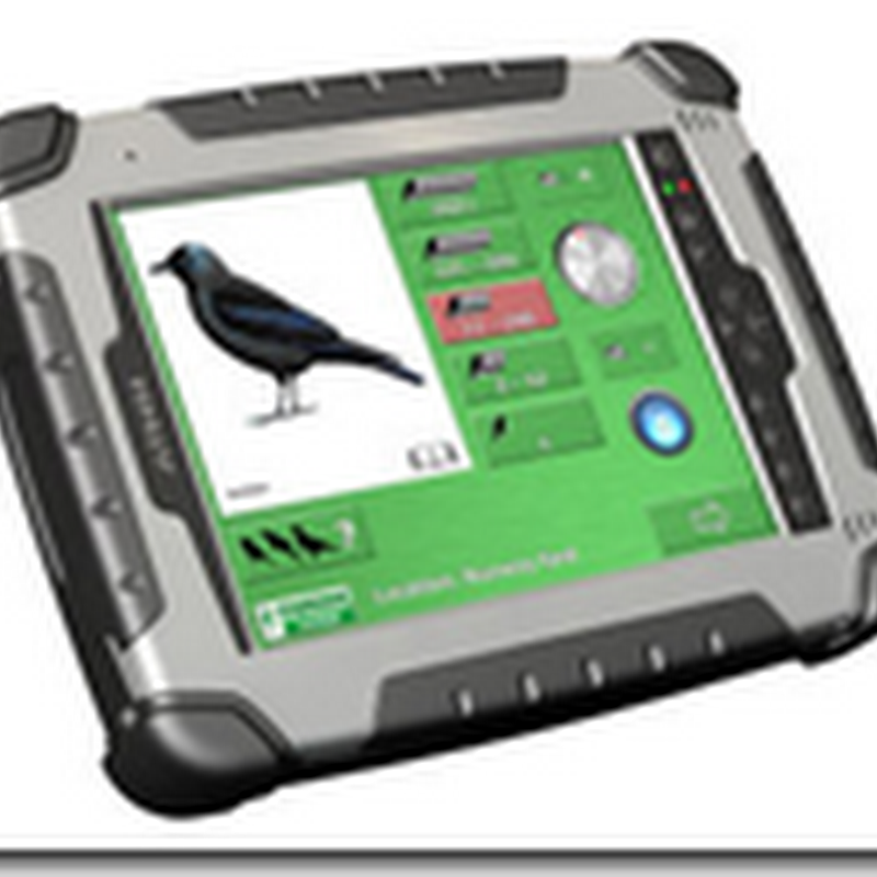 Bird Abatement - Business Intelligence and Data Logging with a Tablet PC
