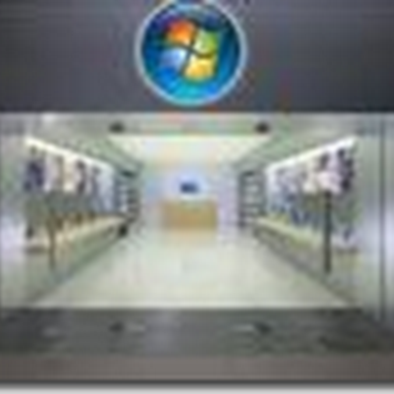 Microsoft to Open Retail Stores – Could be a great outlet for education and learning