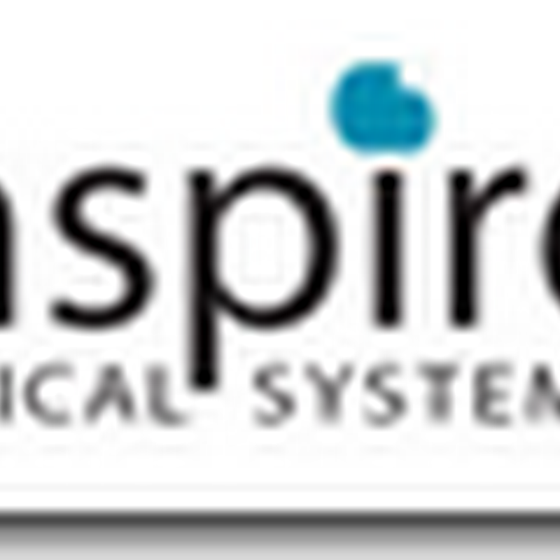 Implant to Treat Obstructive Sleep Apnea – Inspire Medical Systems