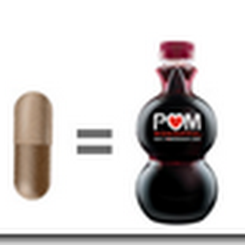 Pomegranate Juice – Pom Wonderful Promotes better health