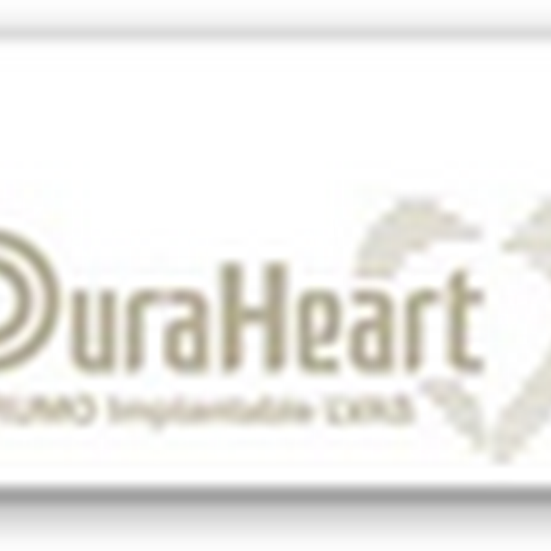 First heart patients implanted with 3rd Generation mechanical heart pump - DuraHeart