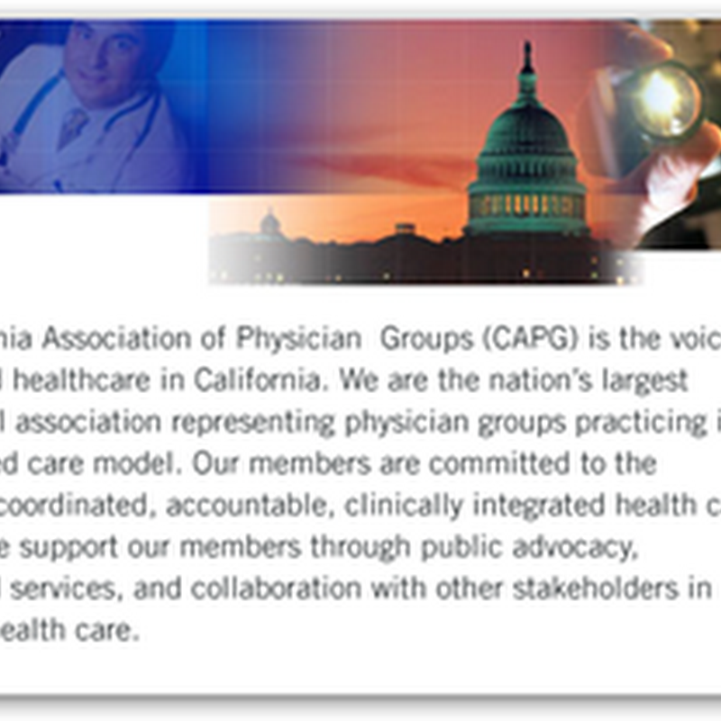 Office Ally Attending California Association of Physicians Group Conference