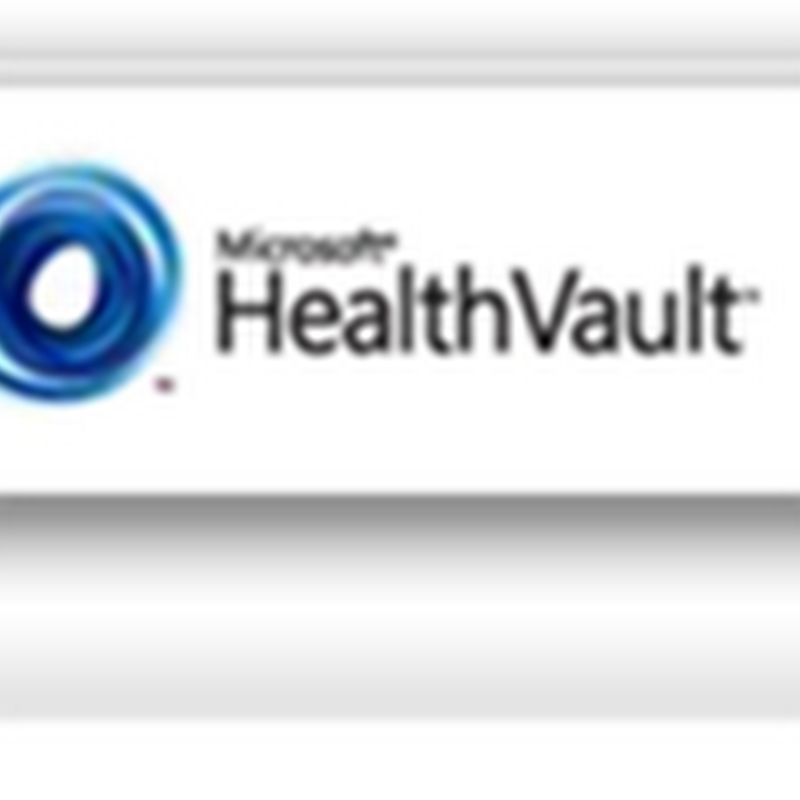 I want HealthVault now Video – A Nice Story Format on How It All Works