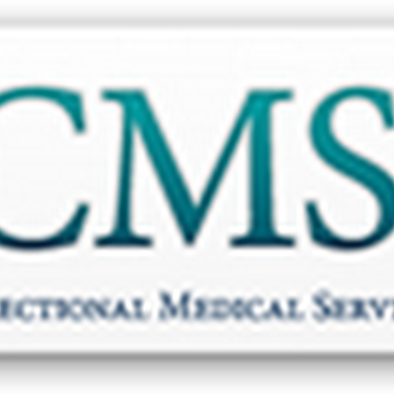 eClinicalWorks Partners with Correctional Medical Services, Inc.