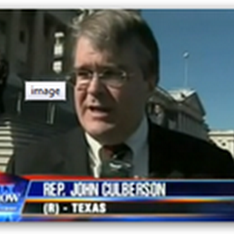 Congressman Culberson Posts Copy of Healthcare Bill on Internet – Using Web 2.0 Technology
