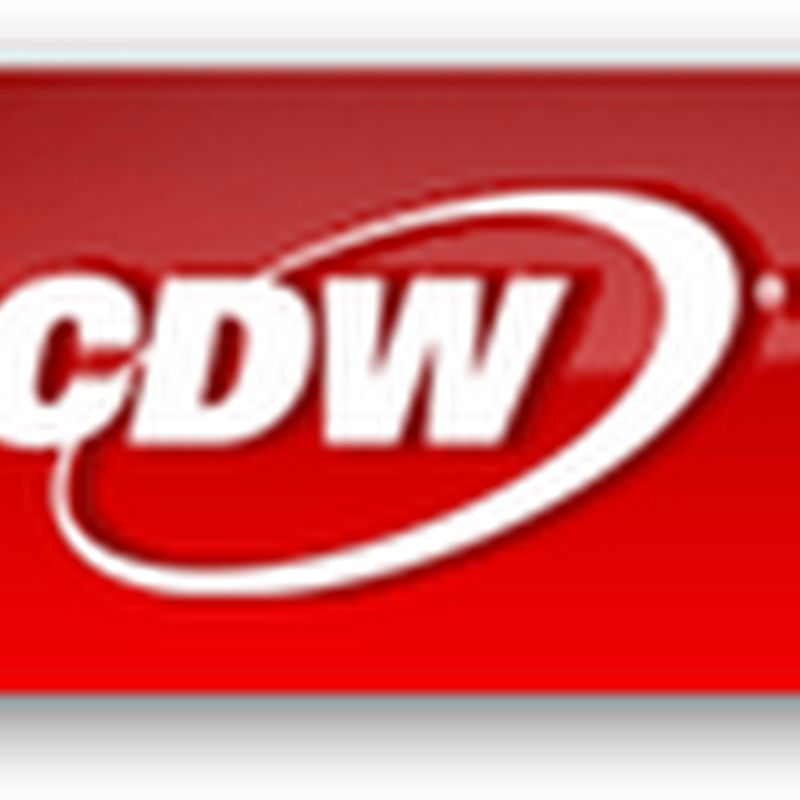 CDW and Cerner Form Partnership – CDW to Sell Cerner Ambulatory E-Health Record System