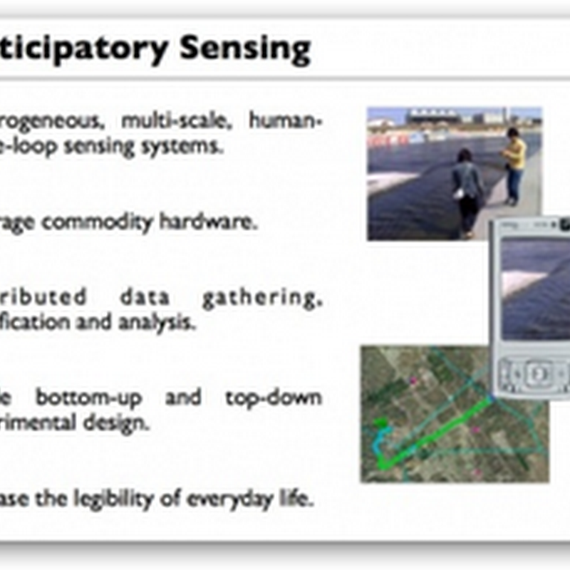 White House Speaks About Wireless Technology – Healthcare And Participatory Sensing