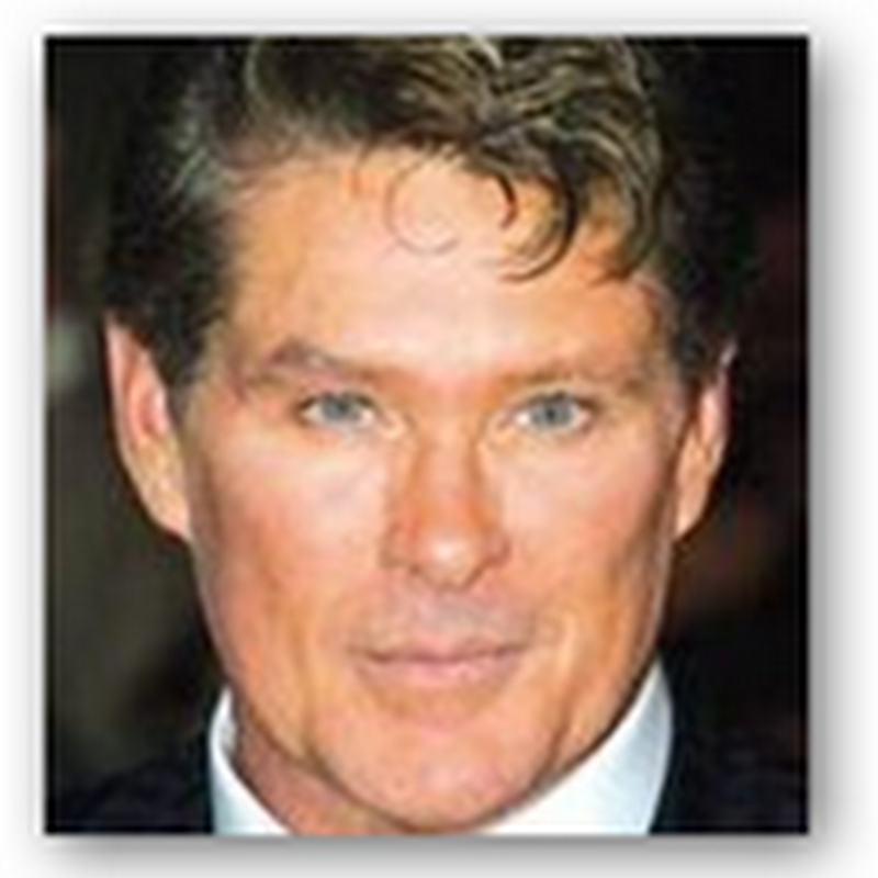 The Hoff – Back in the Hospital Again and Released – David Hasselhoff