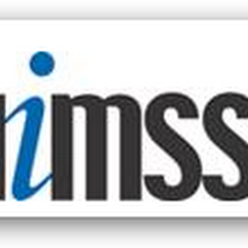 HIMSS' Conference Held In Conjunction With Medical Banking – Business Intelligence and Algorithms