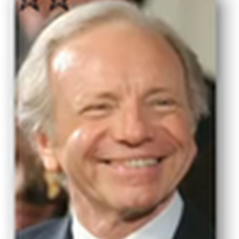 The Grinch That Stole Healthcare – Joe Lieberman