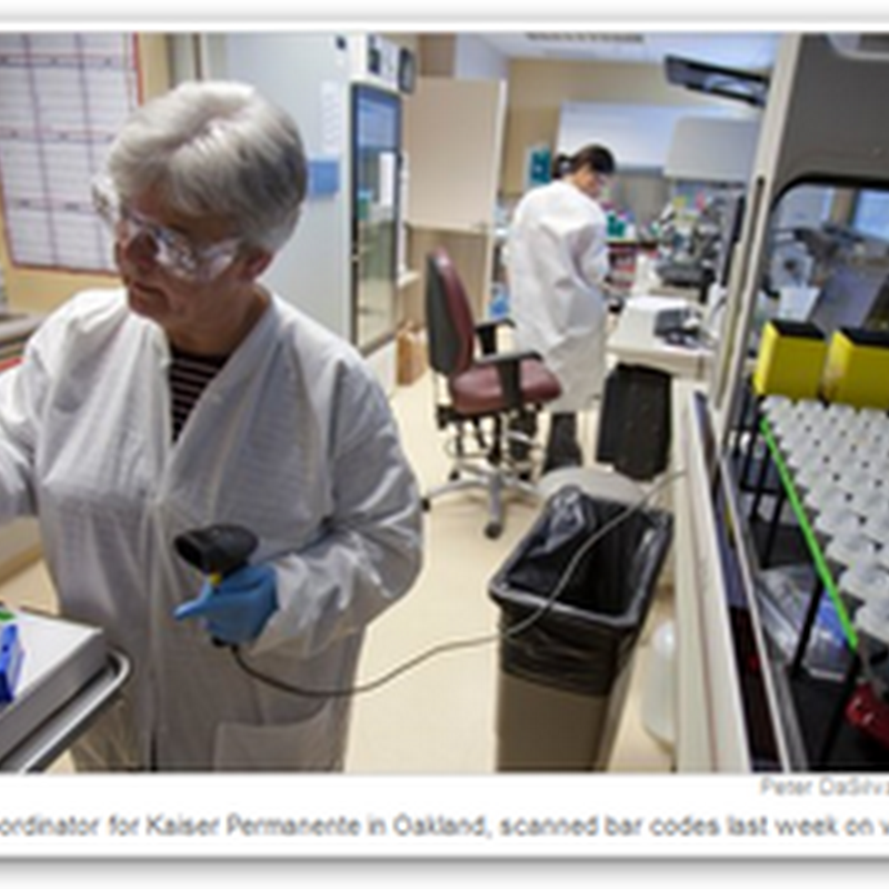 "Kaiser Permanente and Their ""Giant"" Genome Project Gets Underway – NIH Grant With Work in Progress"