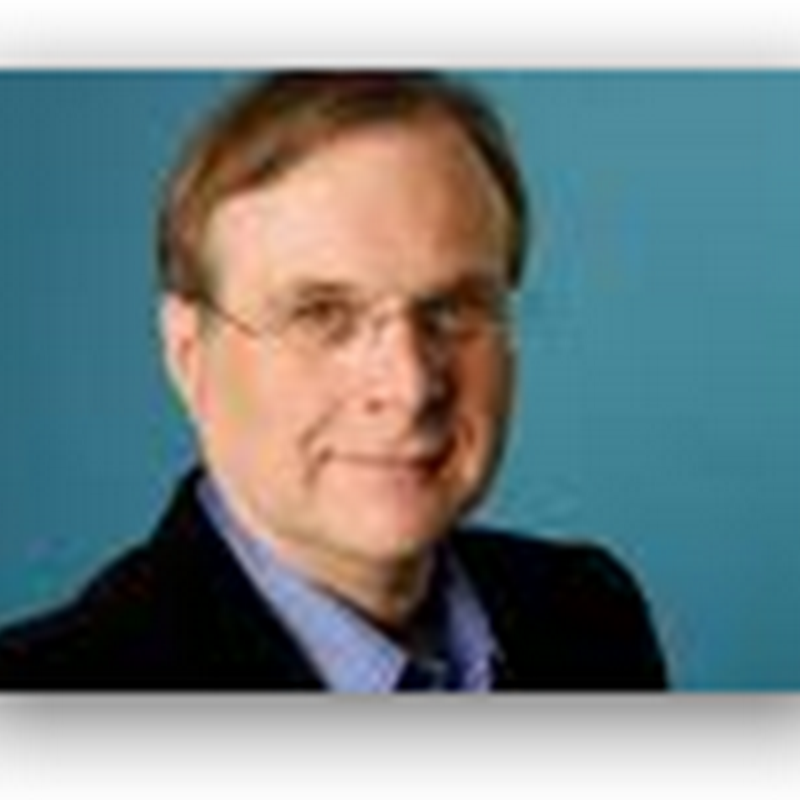 Paul Allen Commits Most of His $13 Billion Dollar Estate to Philanthropy – Owner of the Seattle Seahawks and Co-Founder of Microsoft